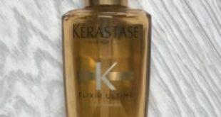 The Best Kérastase products: Kérastase Elixir Ultime