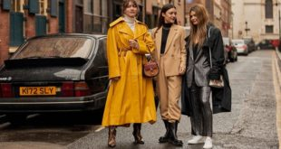 10 TOP FASHION TRENDS IN AUTUMN/WINTER 2020