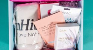 What you can expect to find in an FabFitFun box